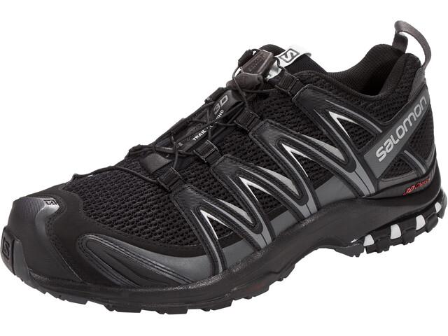 Salomon XA Pro 3D Shoes Herre black/magnet/quiet shade